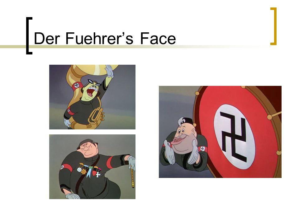 Der Fuehrers Face