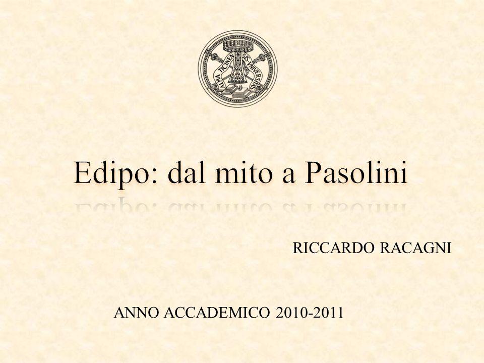 RICCARDO RACAGNI ANNO ACCADEMICO 2010-2011