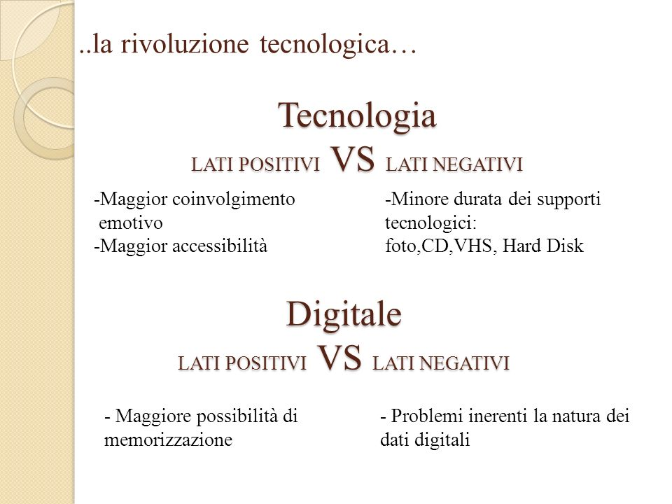 Parte umanistica Howard Besser: natura e problemi di longevità del digitale