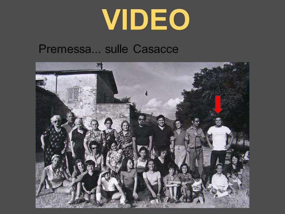 VIDEO Premessa... sulle Casacce