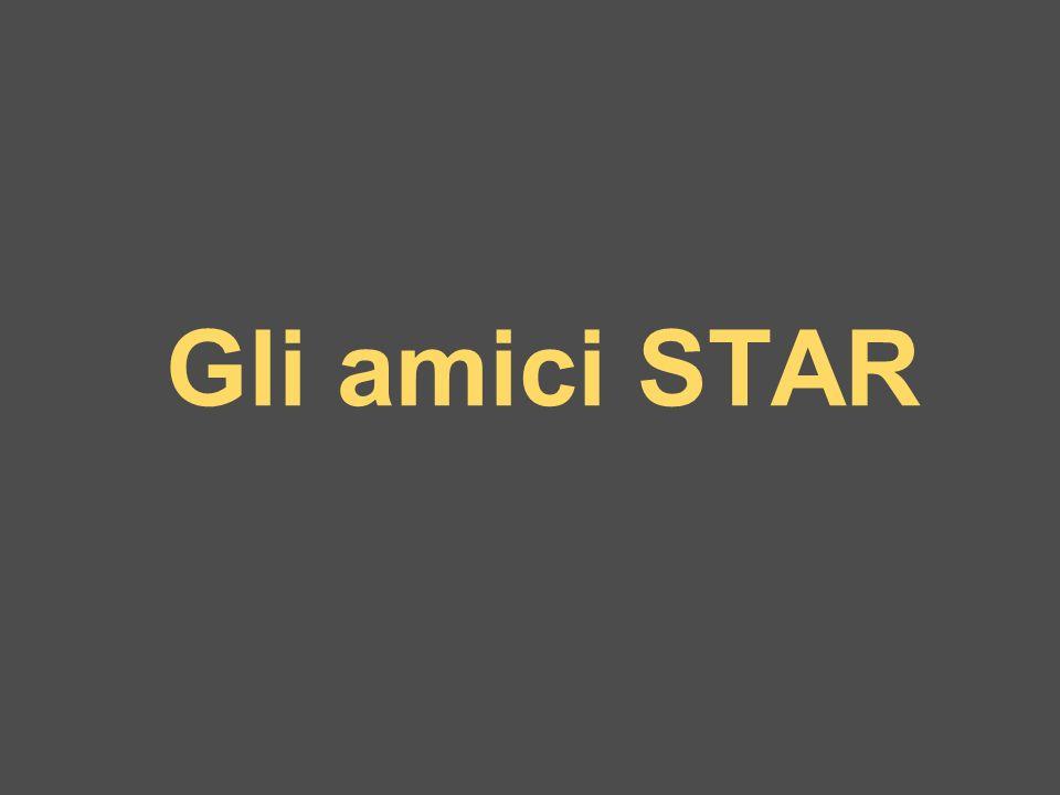 Gli amici STAR