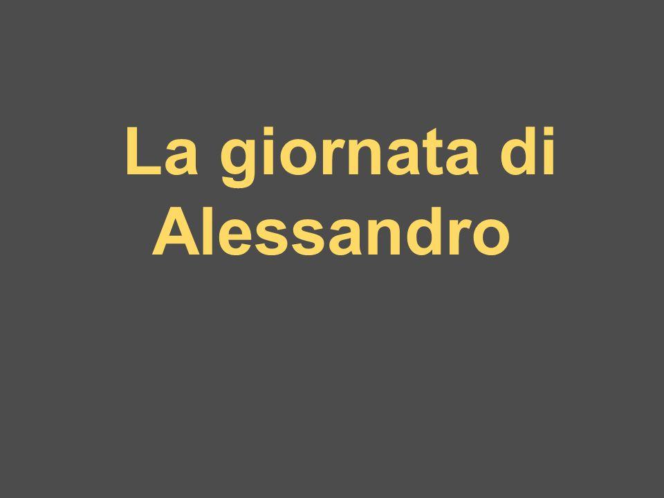 Questa storia che sto per raccontarvi ha cambiato la vita di Alessandro.