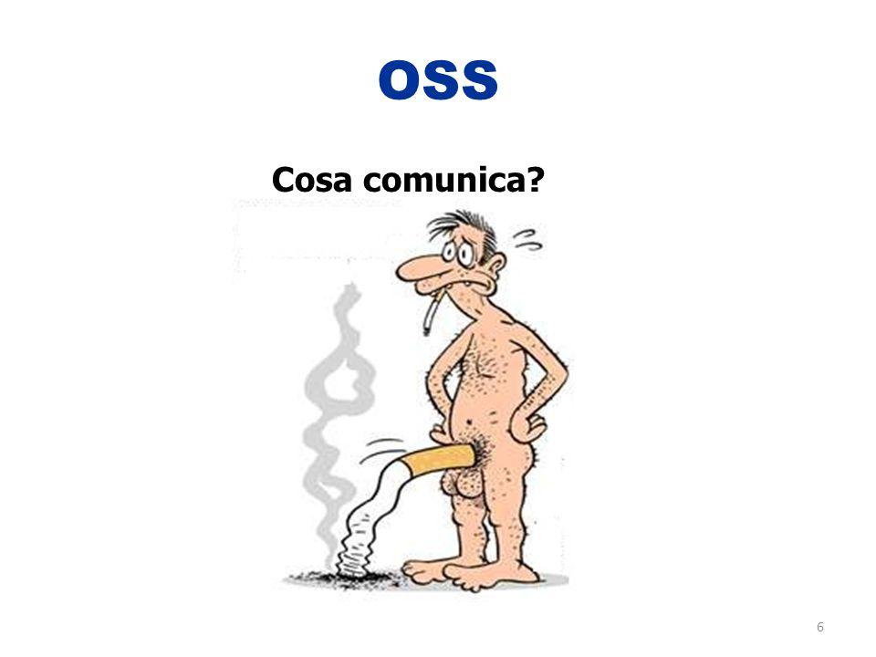 6 OSS Cosa comunica?