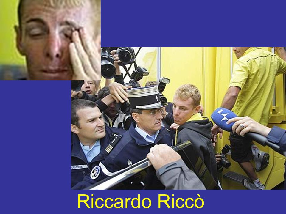 Riccardo Riccò