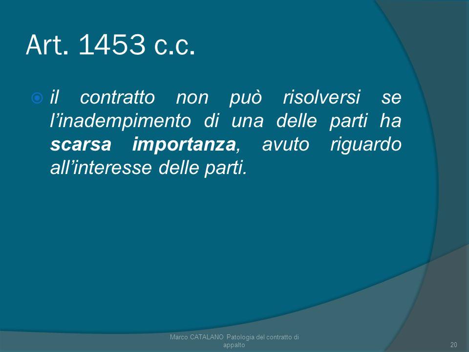 Art. 1453 c.c.
