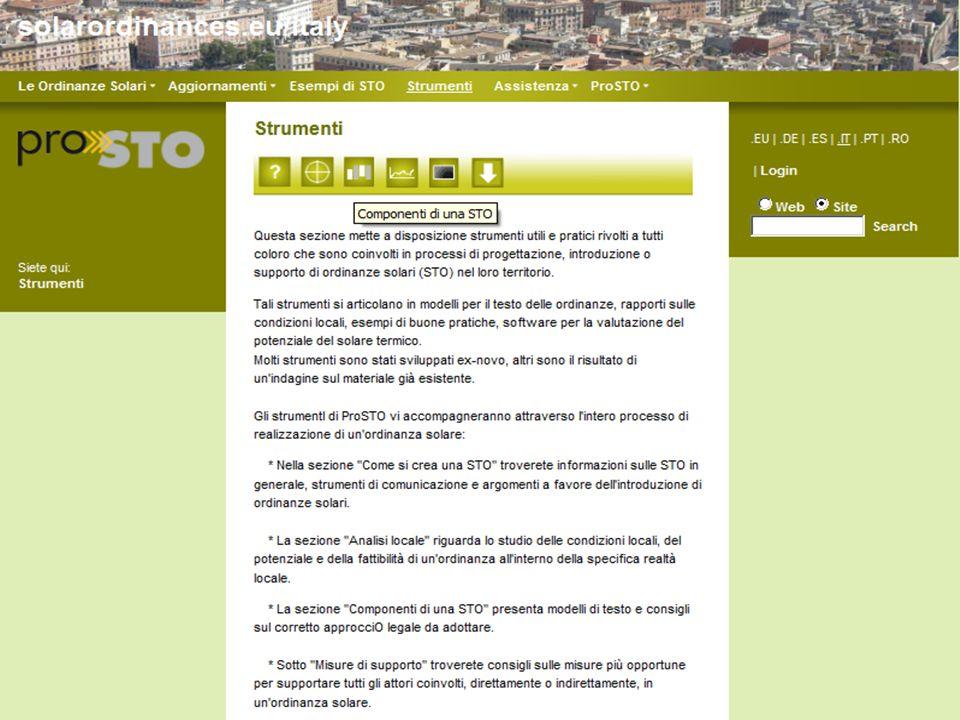 Rimini – 29 ottobre 2009 www.solarordinances.eu