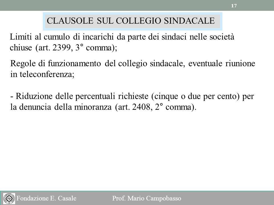 17 Fondazione E.Casale Prof.