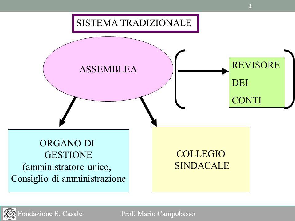 2 2 Fondazione E.Casale Prof.