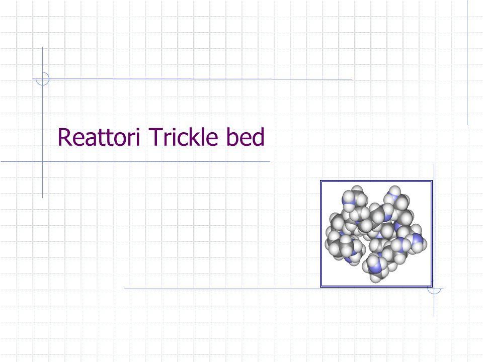 Reattori Trickle bed