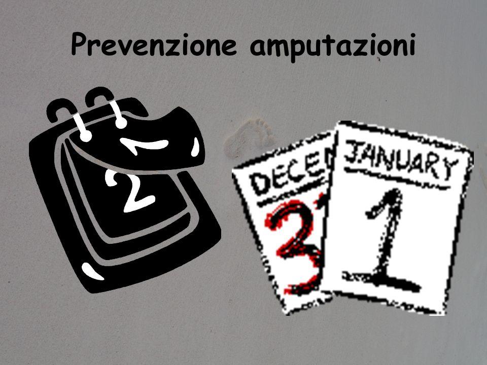Prevenzione amputazioni