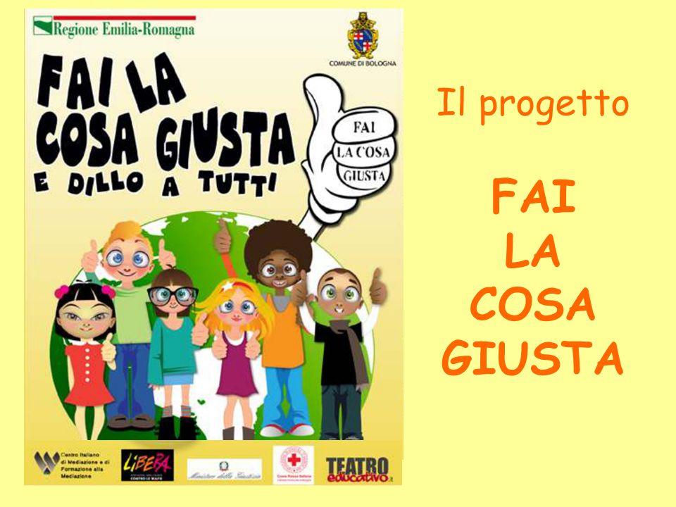 FINALITA Il progetto riguarda la realizzazione di iniziative ed interventi finalizzati a favorire la cultura del senso civico e della legalità tra la popolazione giovanile e favorire la conoscenza del fenomeno mafia.