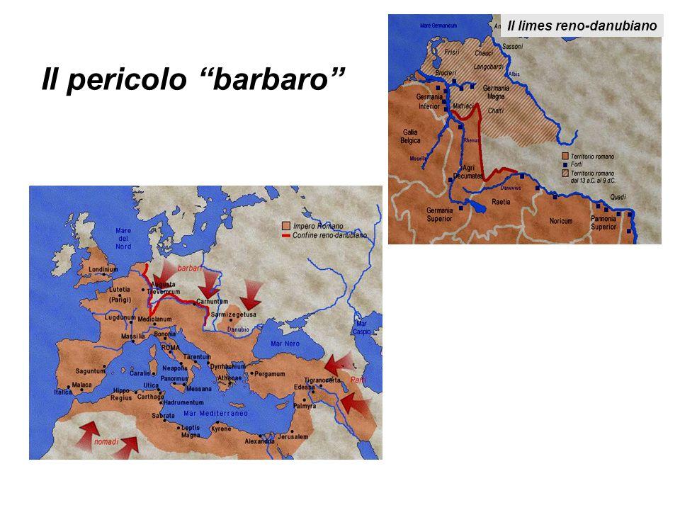 Romani e barbari: il II secolo d.C.