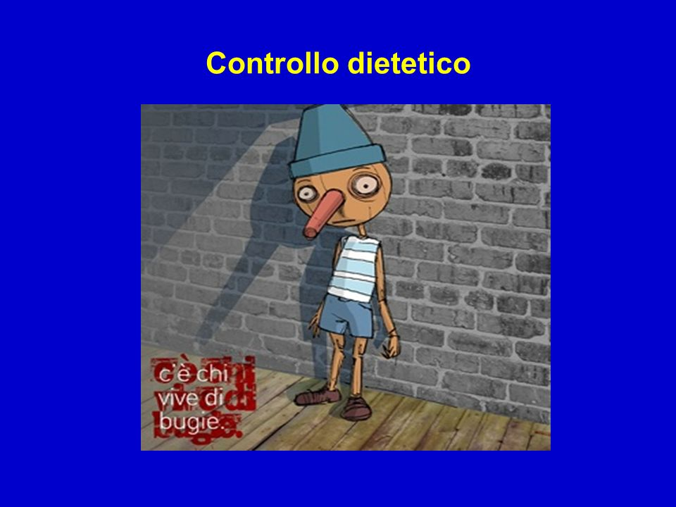 Controllo dietetico