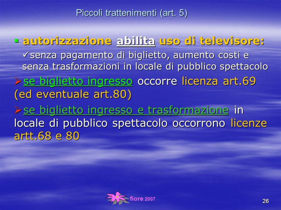 fiore 2007 26 Piccoli trattenimenti (art.