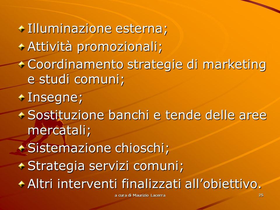 a cura di Maurizio Lacerra 26 ENTITA DELLAIUTO Lintervento finanziario consiste in un contributo pubblico a fondo perduto, nella misura del 40% del costo complessivo del progetto integrato ammissibile a finanziamento.