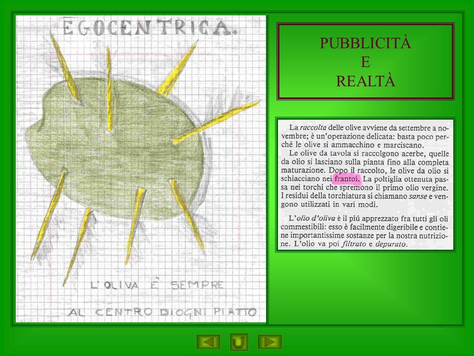 PUBBLICITÀ E REALTÀ