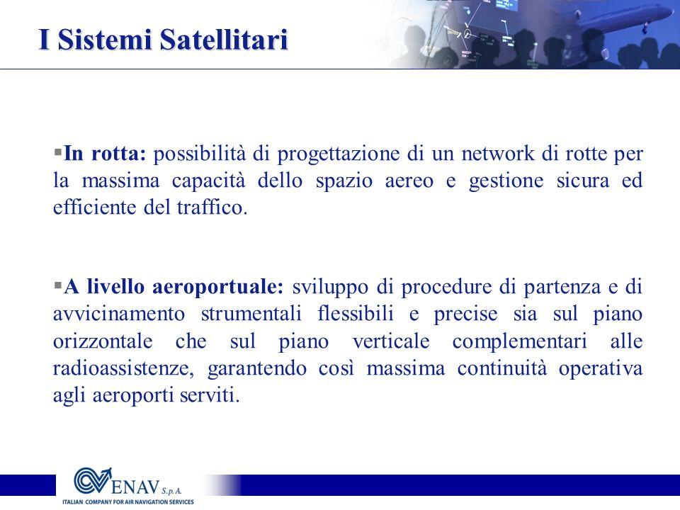 In rotta: possibilità di progettazione di un network di rotte per la massima capacità dello spazio aereo e gestione sicura ed efficiente del traffico.