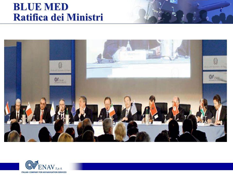 BLUE MED Ratifica dei Ministri