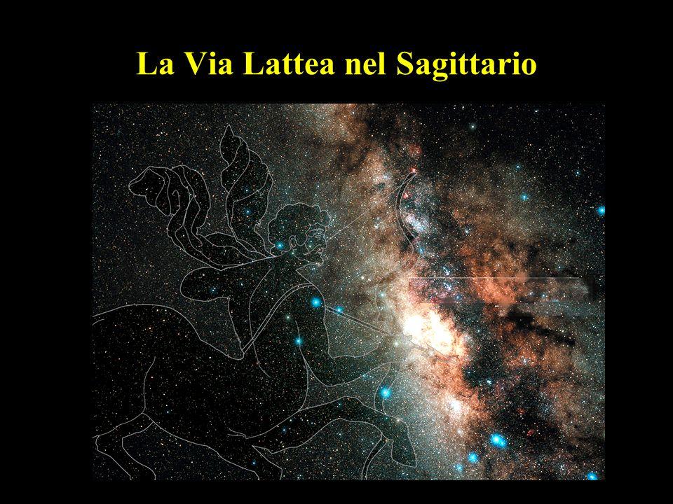 26 La Via Lattea nel Sagittario