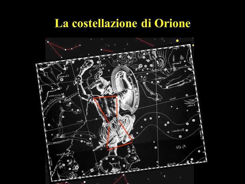 29 La costellazione di Orione