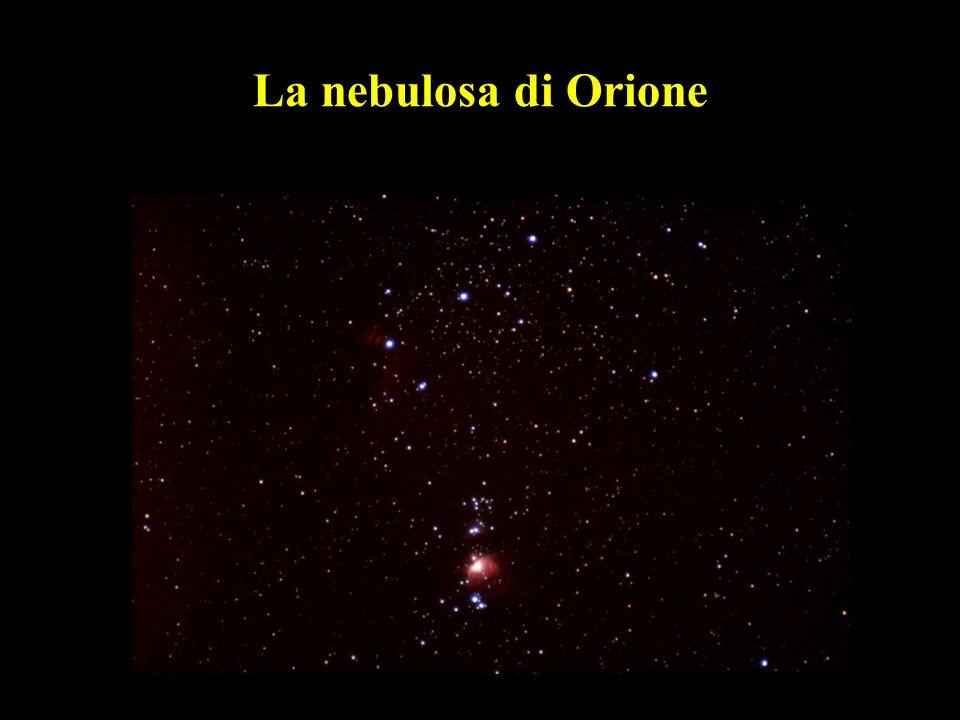 30 La nebulosa di Orione