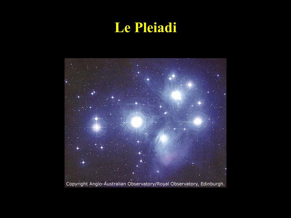 33 Le Pleiadi