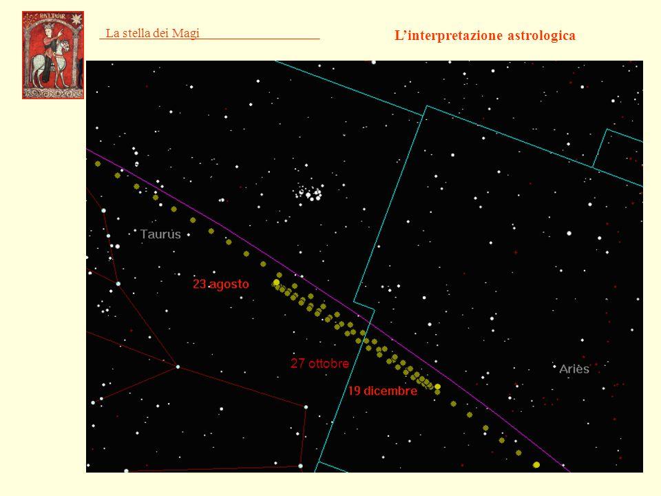 La stella dei Magi Linterpretazione astrologica 27 ottobre