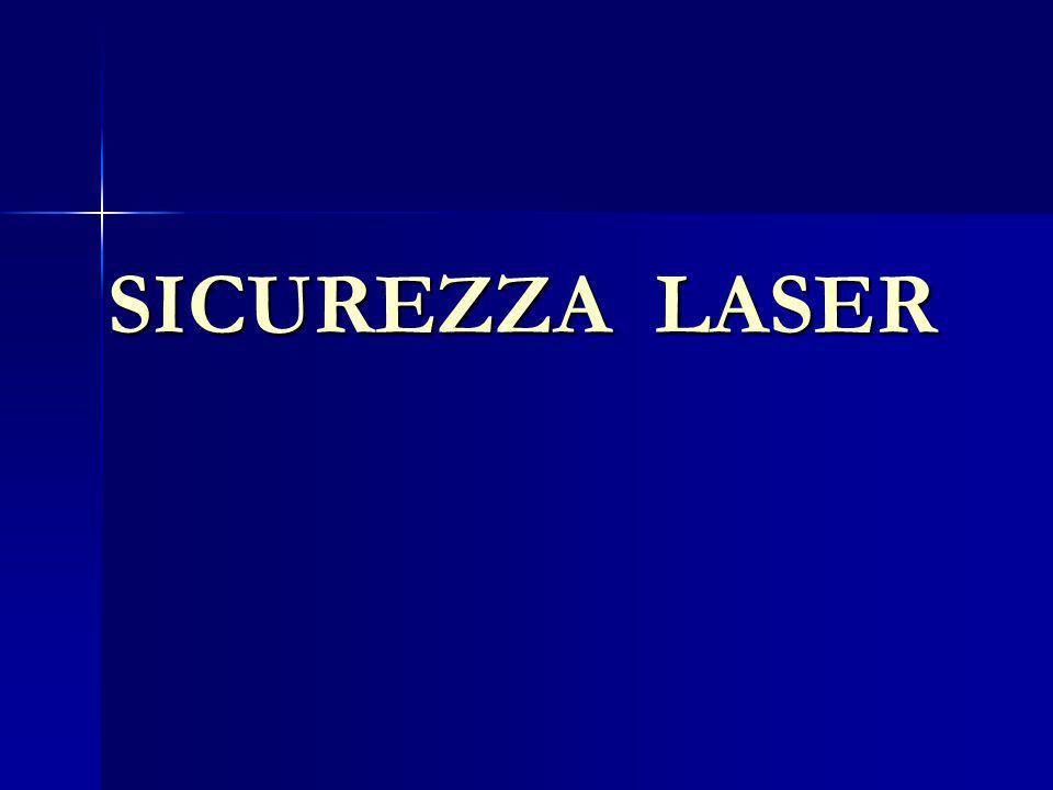 SICUREZZA LASER