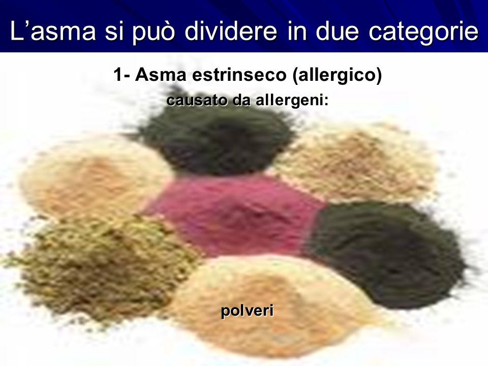 1 30. Il 5% della Il 5% della popolazione è popolazione è affetta da affetta da asma asma In Italia si In Italia si calcola che ci calcola che ci sian