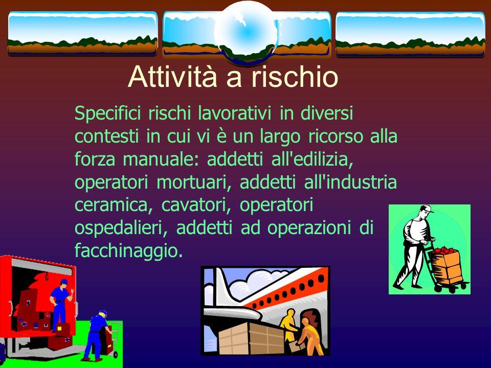 FATTORI CRITICI RELATIVI AGLI ASPETTI INDIVIDUALI DEGLI OPERATORI 1.