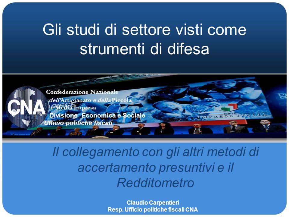 Analisi della congruità per anni PIsa, 19 febbraio e Firenze, 20 febbraio 2011 32