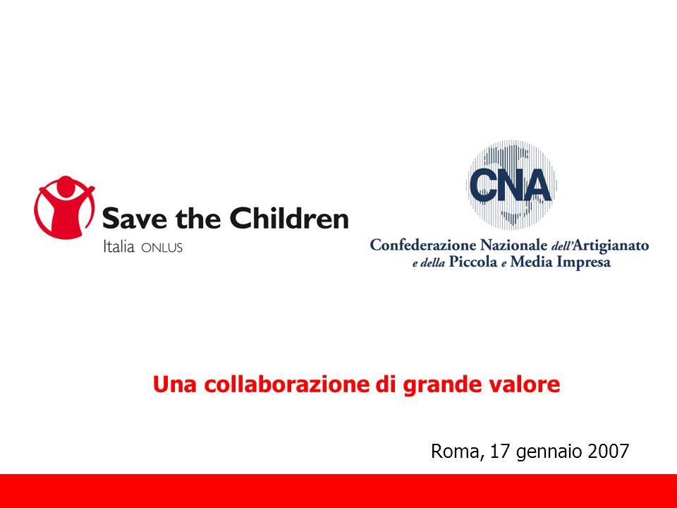 Una collaborazione di grande valore Roma, 17 gennaio 2007