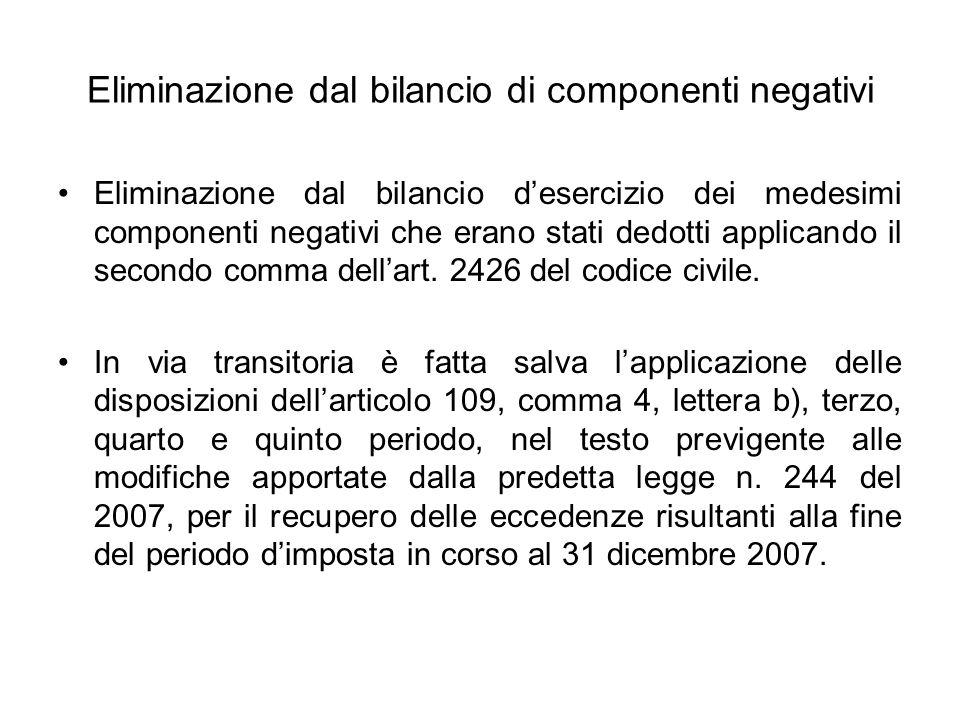 Lart.5, comma 3-ter, del D.L. n. 78/2009 come conv.