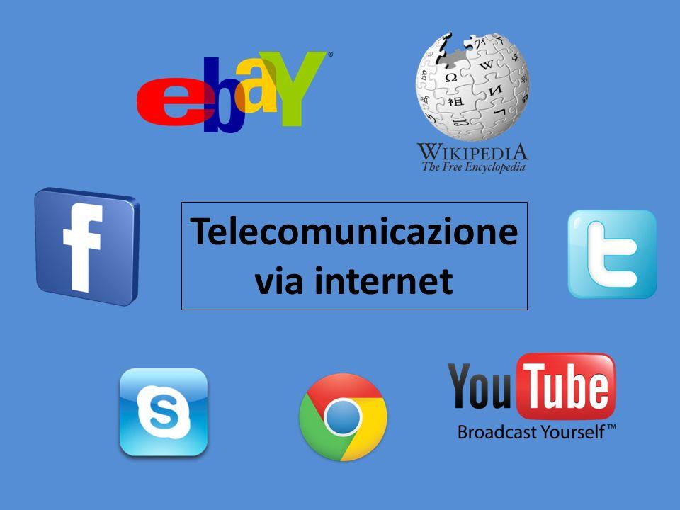 Internet Internet è una rete mondiale di reti di computer ad accesso pubblico, attualmente rappresentante il principale mezzo di comunicazione di massa, che offre all utente una vasta serie di contenuti potenzialmente informativi e servizi.