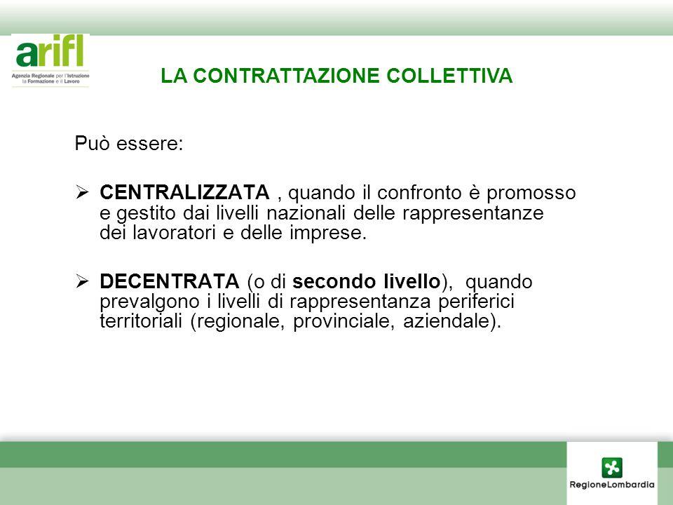 Detta anche di secondo livello o integrativa, è la contrattazione che integra il contratto nazionale di lavoro con ulteriori acquisizioni.