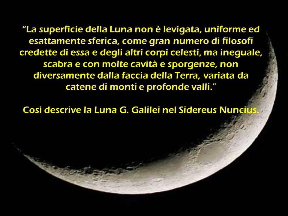 A causa della scarsa presenza di materiale ferroso fluido, la Luna non possiede un vero e proprio campo magnetico.