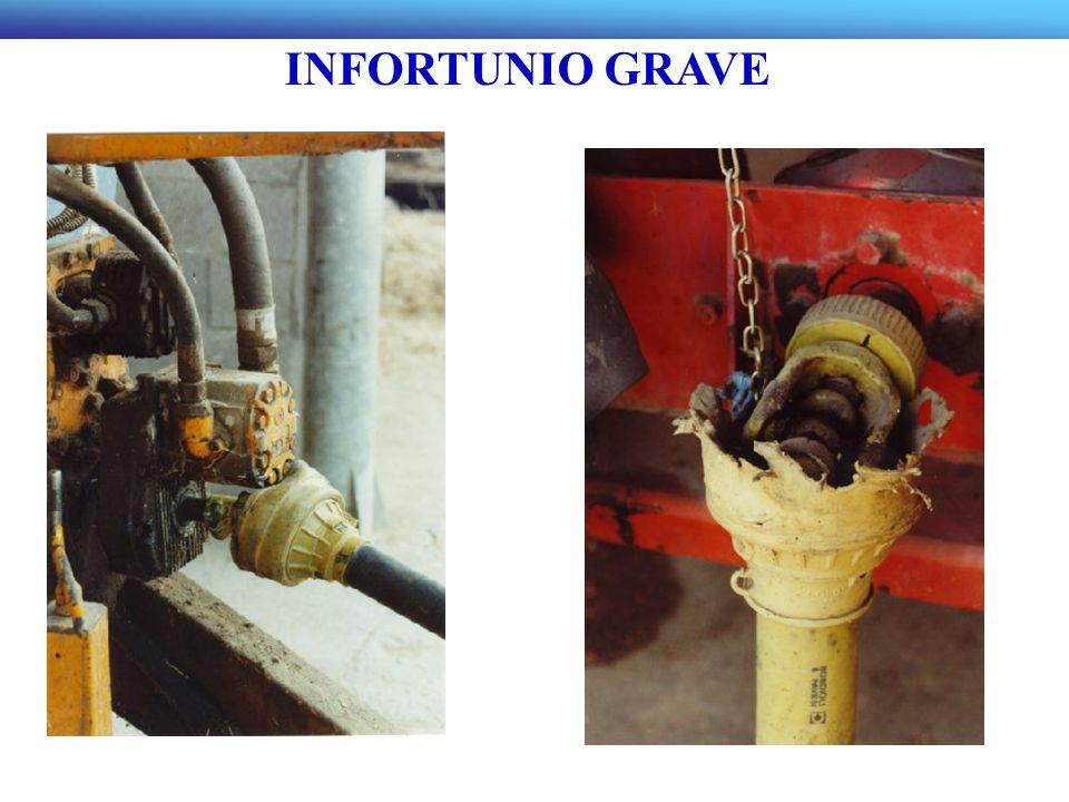 INFORTUNIO GRAVE