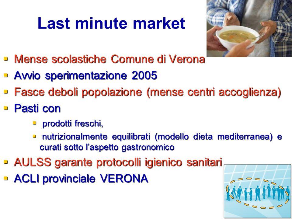 Mense scolastiche Comune di Verona Mense scolastiche Comune di Verona Avvio sperimentazione 2005 Avvio sperimentazione 2005 Fasce deboli popolazione (