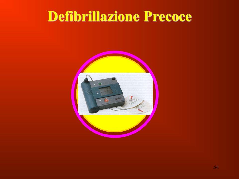 66 Defibrillazione Precoce
