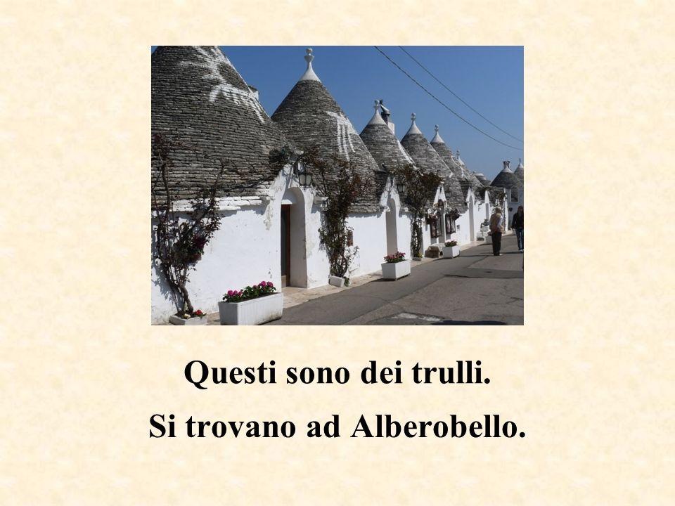 Questo è il Castel del Monte. Si trova in Puglia.