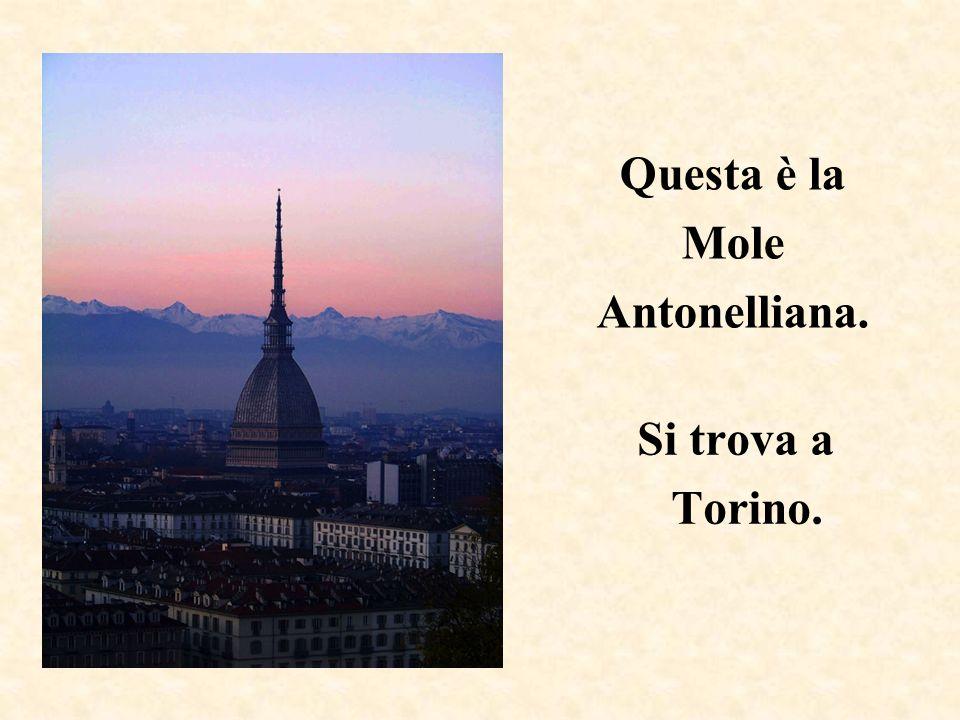 Questo è il Maschio Angioino. Si trova a Napoli.