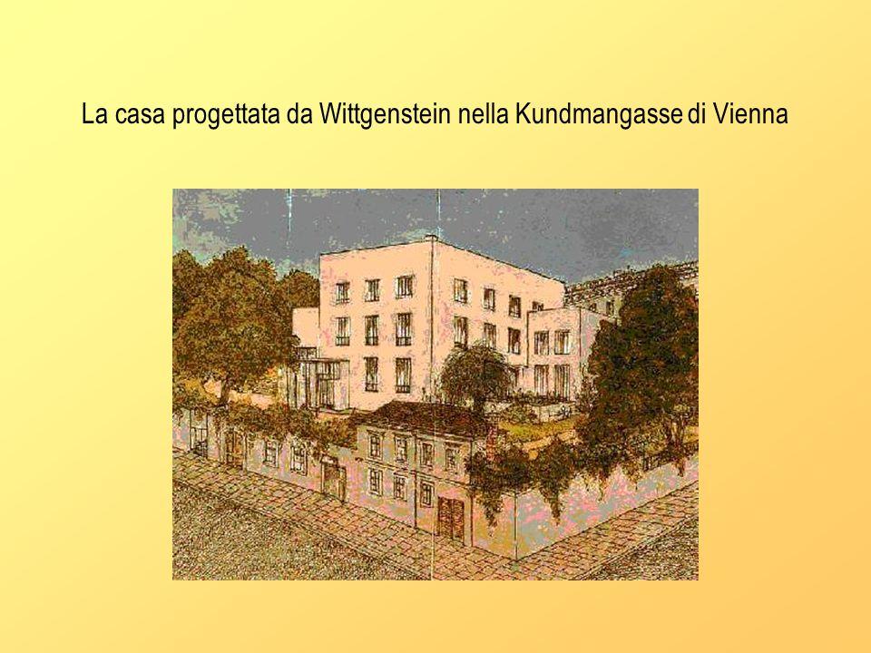 1920-1926: W. insegna come maestro elementare in alcuni paesi della Bassa Austria 1921: viene pubblicato il Tractatus Logico-philosophicus 1926: W. la