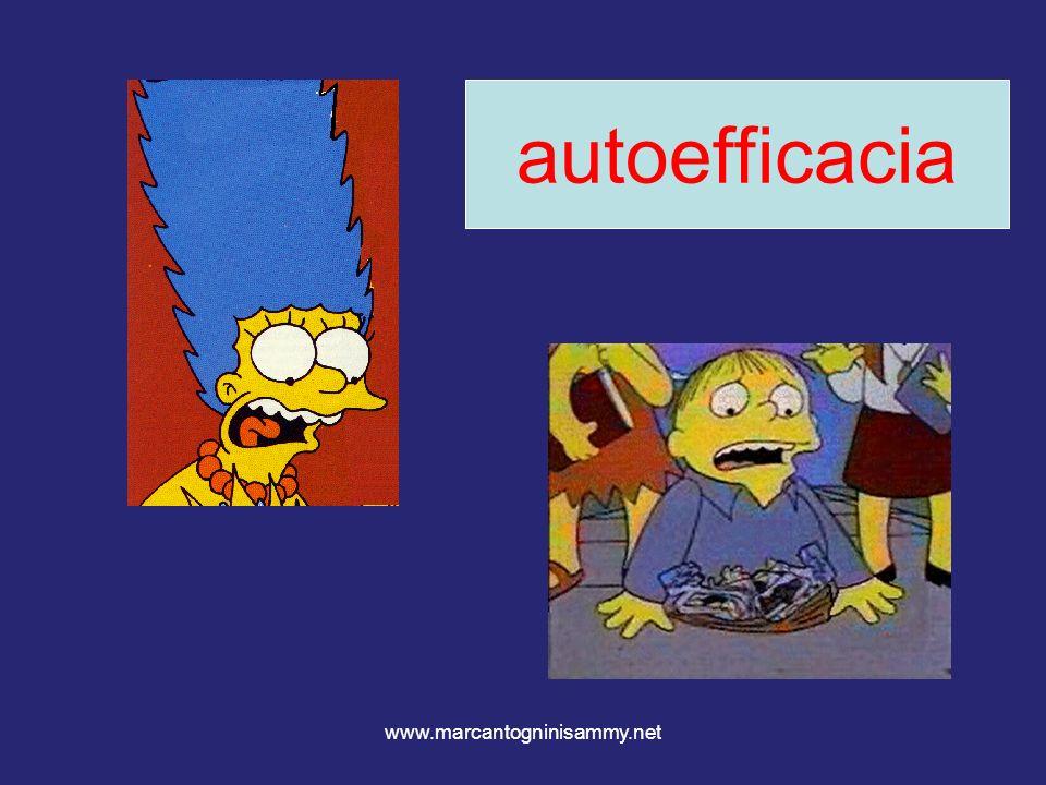 www.marcantogninisammy.net autoefficacia