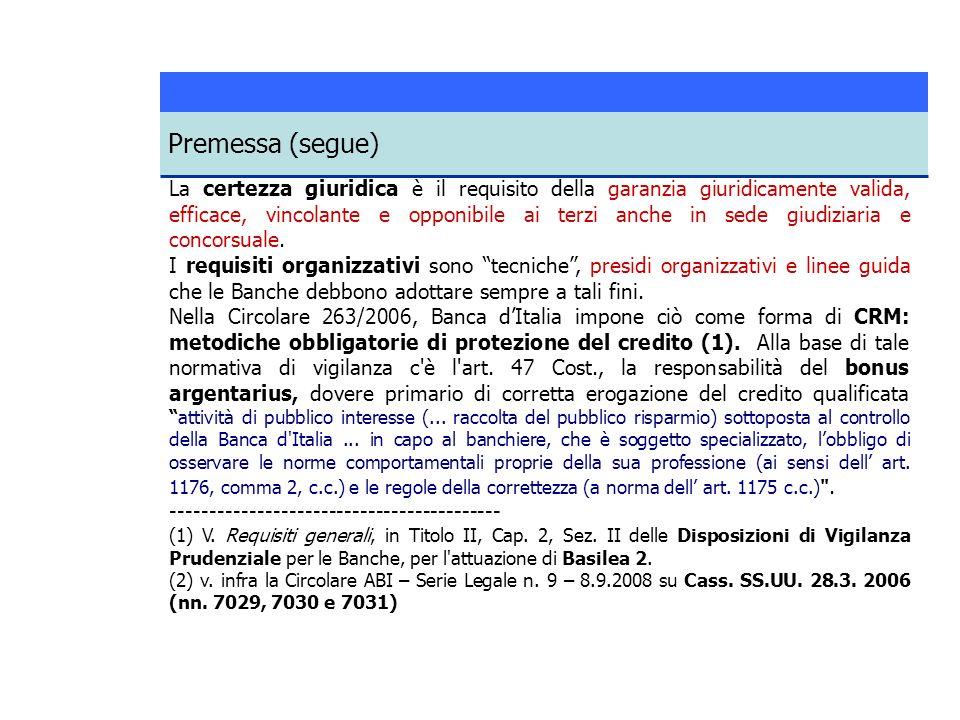 Finanziamenti ed attività di direzione e coordinamento Con l istruttoria e l analisi delle motivazioni ex art.