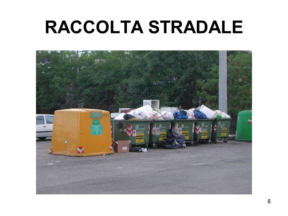 6 RACCOLTA STRADALE