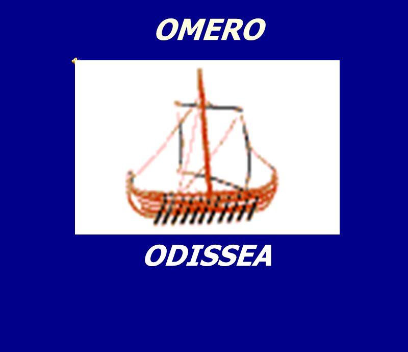 IL RACCONTO DI ODISSEO Nella seconda parte (libri V-XII) appare sulla scena l eroe che, partito finalmente da Ogigia, viene sbattuto da una tempesta nell isola dei Feaci, dove viene accolto benevolmente.