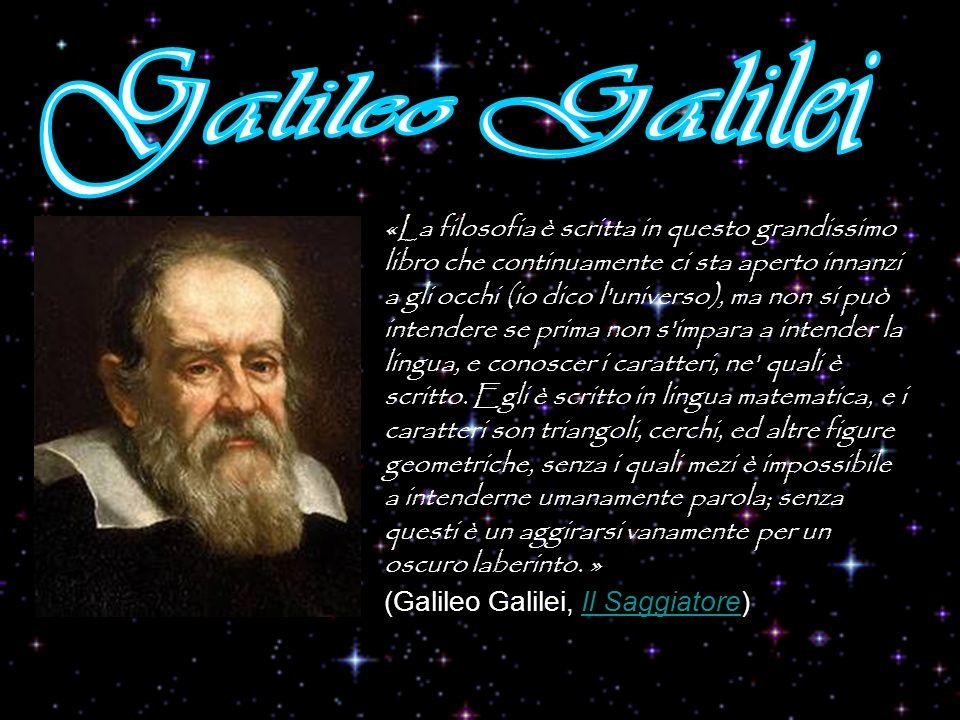 Nacque a Pisa il 15 febbraio 1564 Nel 1574 la famiglia Galilei si trasferì a Firenze, dove Galileo compì i primi studi di letteratura e logica Nel 1581 si iscrisse alla facoltà di medicina dellUniversità di Pisa Nel 1583, tornato a Firenze, cominciò a studiare la matematica sotto la guida di Ostilio Ricci e a compiere osservazioni fisiche Negli anni seguenti formulò alcuni teoremi di geometria e meccanica Dallo studio di Archimede fu portato a scoprire la bilancetta per determinare il peso specifico dei corpi (1586) Statua di Galileo, sita agli Uffizi