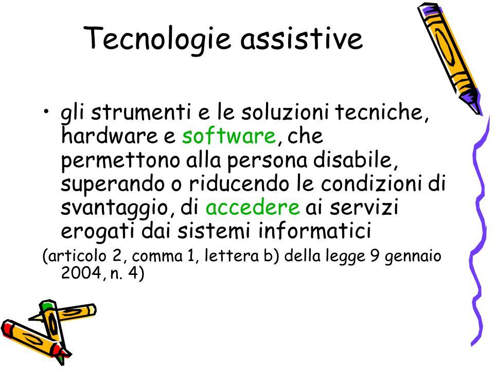Script, applet e plug-in Fornire una pagina alternativa quando tali funzionalità sono inaccessibili o non supportati.