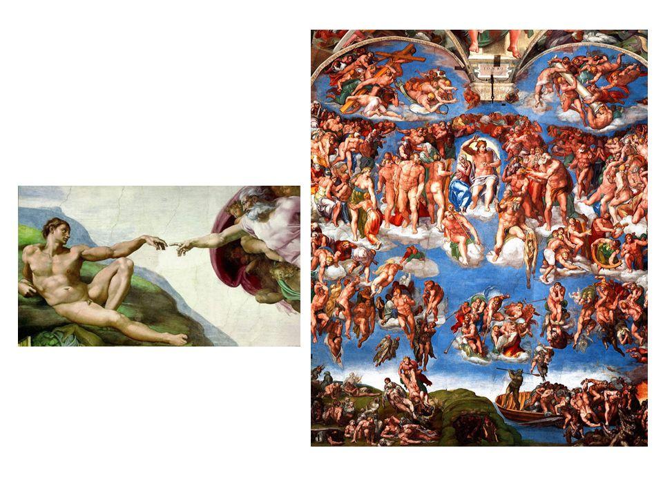 MICHELANGELO Cappella Sistina (Roma)