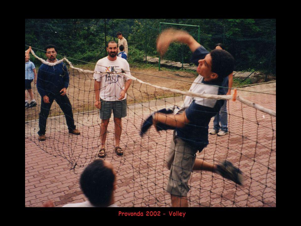 Provonda 2002 - Volley